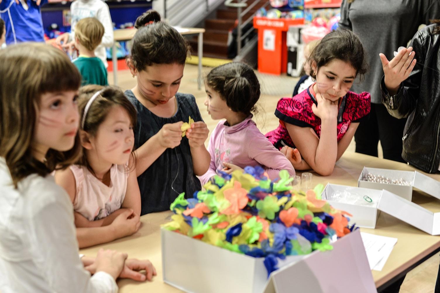 Beauty Place kids et les Pyjama Party de ToysrUs