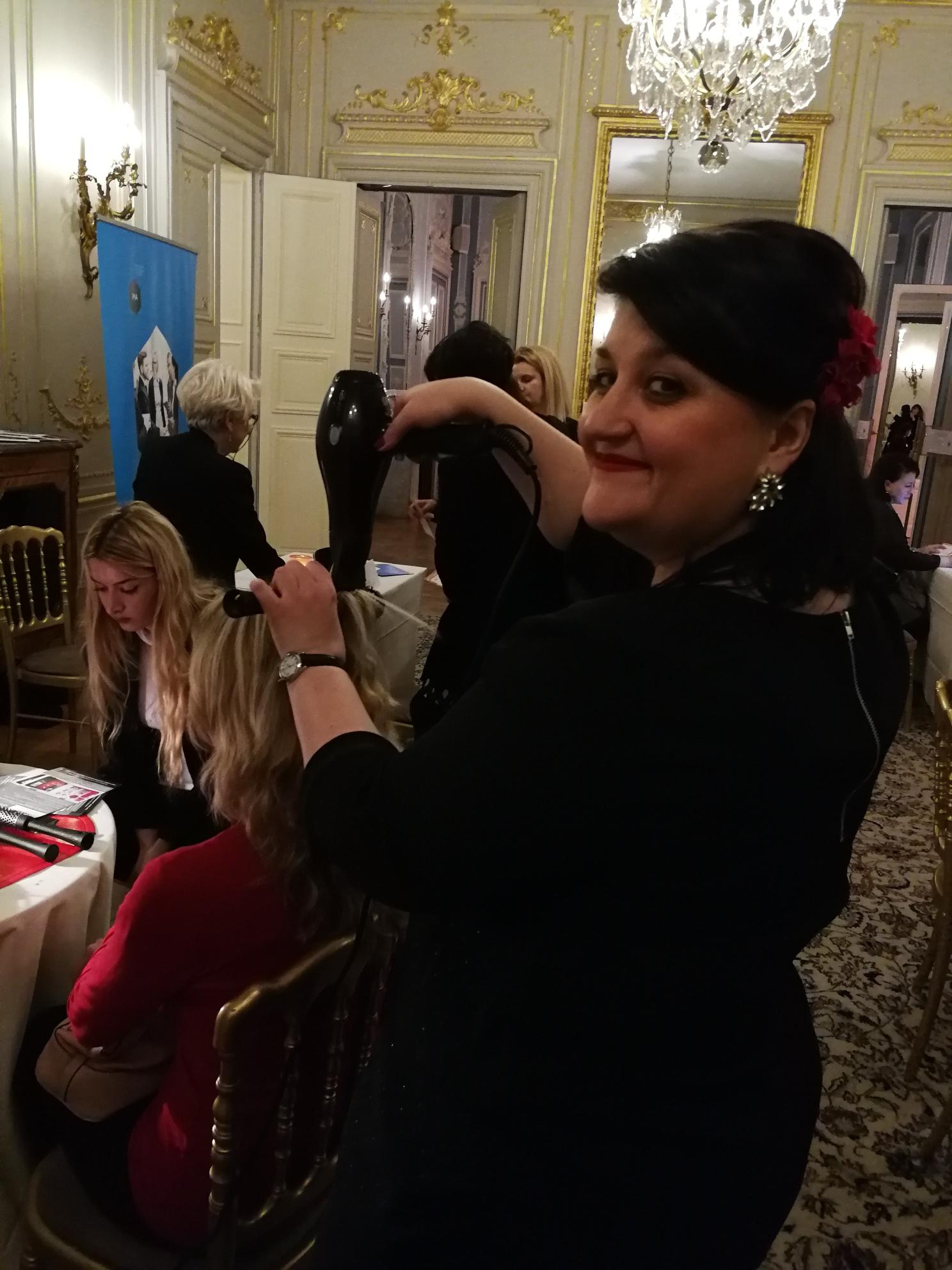 Un événement-beauté pour les assistantes de direction