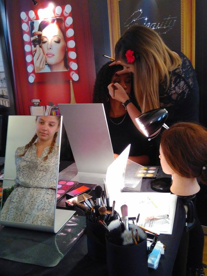Un salon de beauté éphémère pour les adhérentes de la SMEREP