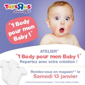 """Beauty Kids reçoit les mamans chez Toys""""R""""Us"""