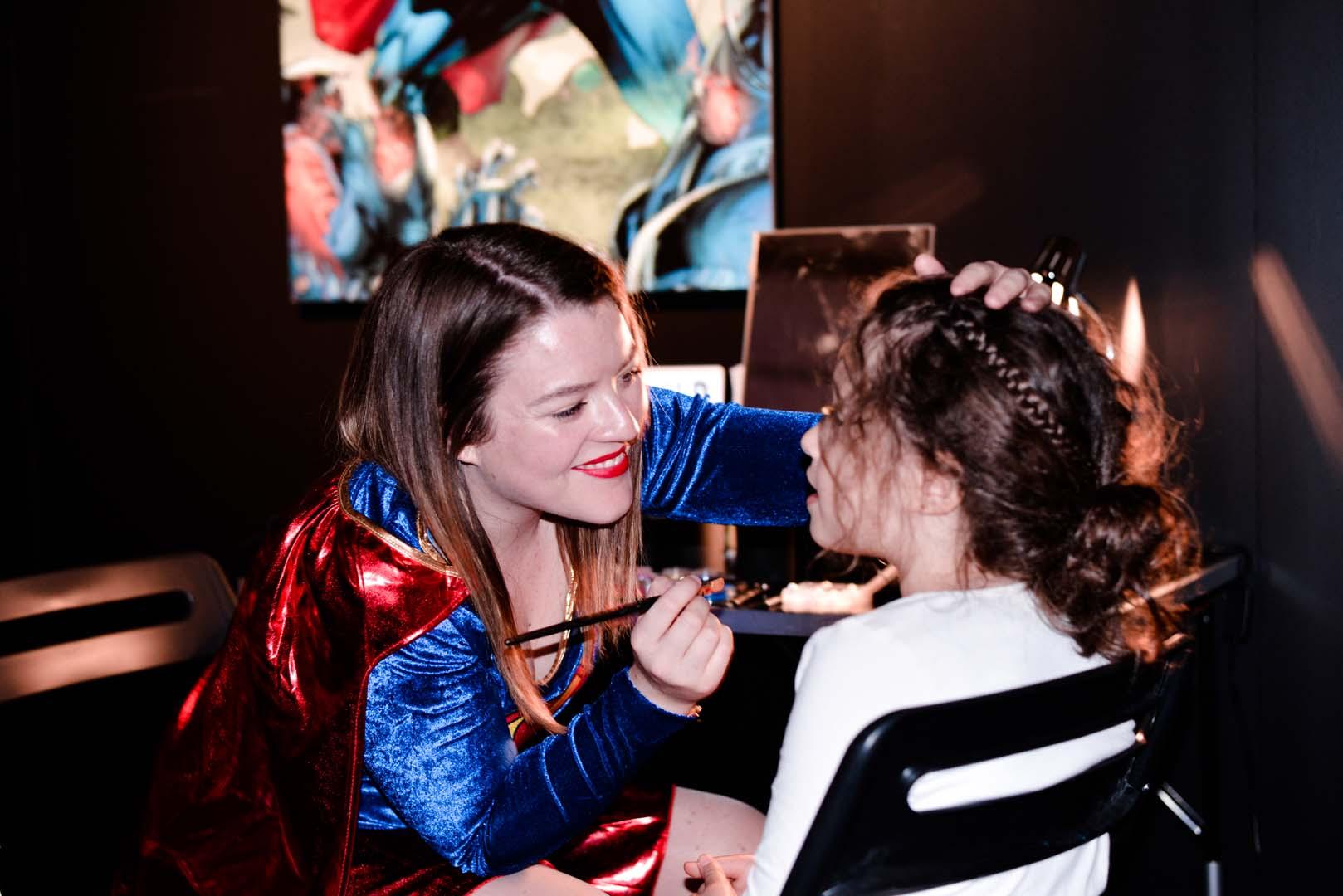 Les super-héros de Beauty Place sont à Vill'up !
