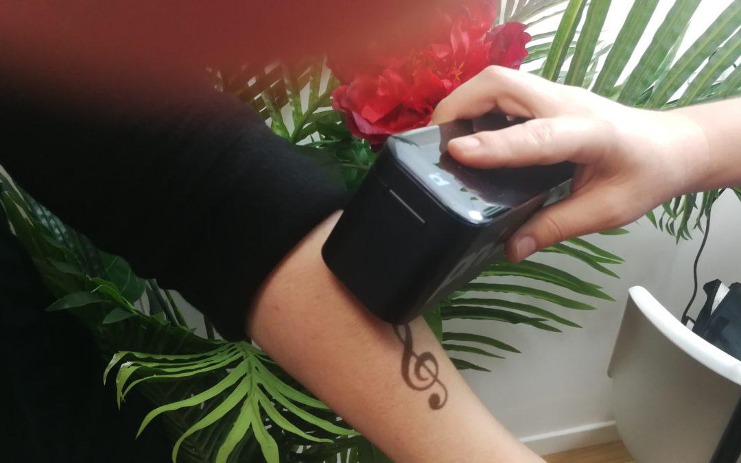 Dynamisez vos points de vente avec l'animation Wizz Tattoo